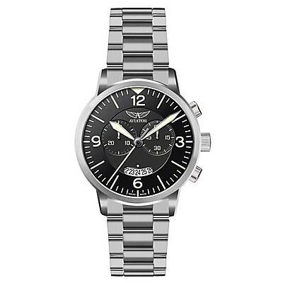 zegarek męski na bransolecie