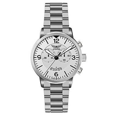 męski zegarek na bransolecie