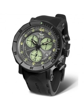 Zegarek męski Vostok Europe Lunokhod 2 6S30-6204212