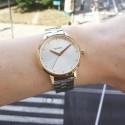 damski zegarek na bransolecie