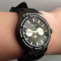 zegarek damski na pasku gumowym