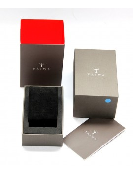 Zegarek damski Triwa Niben Azure Steel Mesh NIST106.ME021212