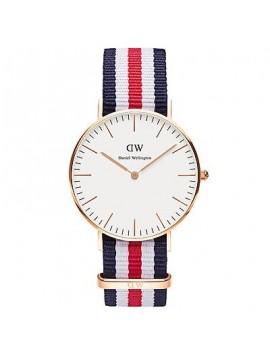 Zegarek damski DANIEL WELLINGTON Classic Canterbury Lady 0502DW