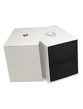 NIXON Kensington Gold/White