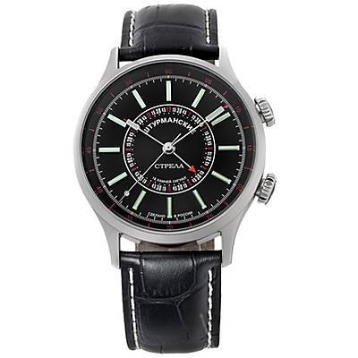 zegarek męski na pasku Szturmanskie Strela 2612/1771726