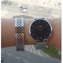 stylizacja z zegarkiem Cluse