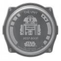 zegarek gwiezdne wojny R2D2 White