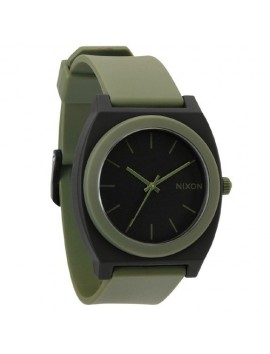 NIXON Time Teller P Matte Black/Surplus