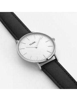 CLUSE La Boheme Silver White/Black