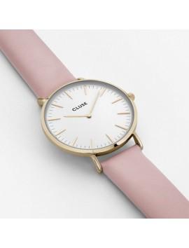 CLUSE La Boheme Gold White/Pink