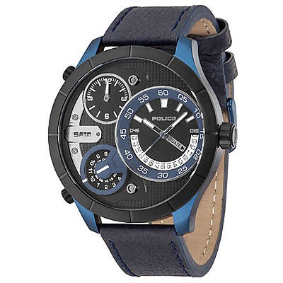 zegarek męski POLICE 14638XSBLB/02