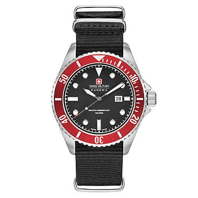 zegarek męski Swiss Military Hanowa 06-4279.04.007.04
