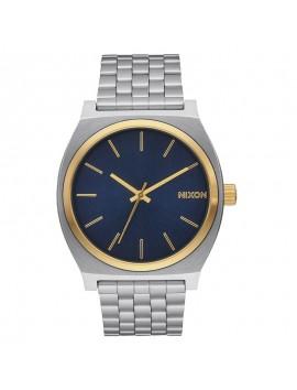 NIXON Time Teller Gold/ Blue Sunray