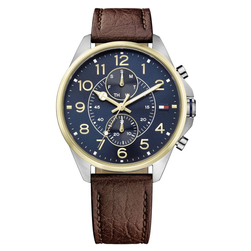 Zegarek męski na pasku Tommy Hilfiger TH1791275