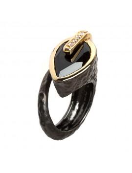 K100012 German Kabirski duże pierścionki