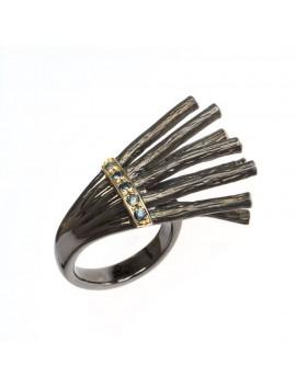 K100461 German Kabirski srebrna biżuteria