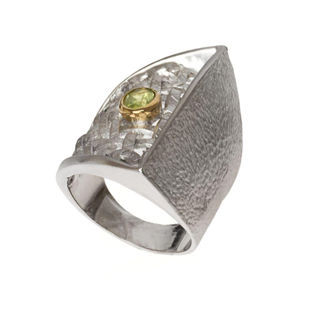 K100974 German Kabirski duży pierścień
