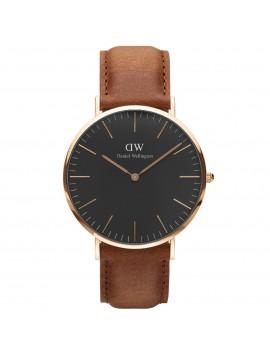 Zegarek męski DANIEL WELLINGTON Classic Black Durham DW00100126