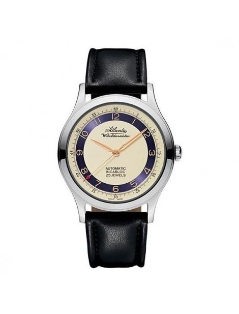 zegarek męski ATLANTIC Worldmaster 53754.41.93RB