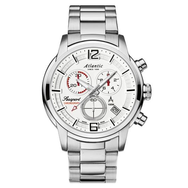 zegarek męski ATLANTIC Seasport 87466.41.25