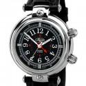zegarek na pasku na mechanizmie rosyjskim