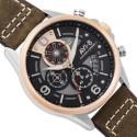 kwarcowy zegarek męski