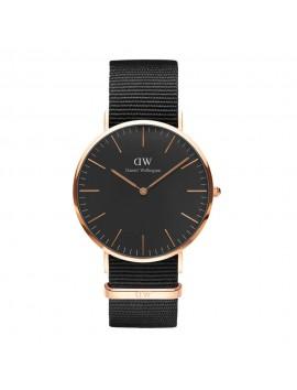 Zegarek męski DANIEL WELLINGTON Classic Black Cornwall DW00100148