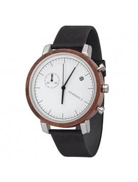 zegarek męski Kerbholz Franz Walnut/Slate Grey