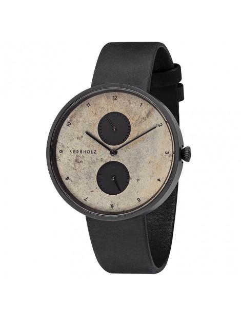 zegarek Kerbholz Emil Midnight Slate/Midnight Black