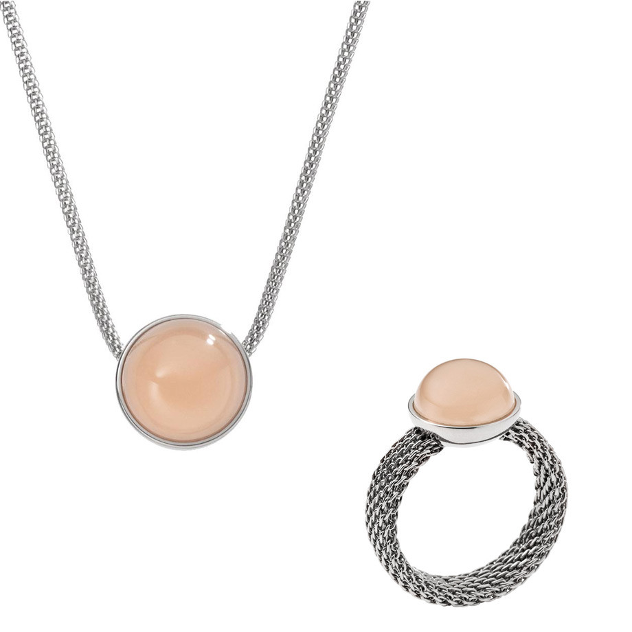 zestaw biżuterii Skagen