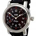 zegarek na pasku elegancki męski