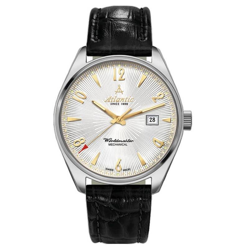 zegarek męski Atlantic Worldmaster 51651.41.25G