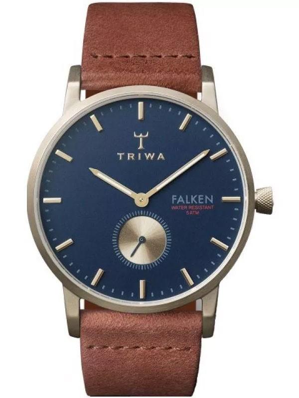 zegarek TRIWA FALKEN Loch Brown Classic FAST104-CL010217