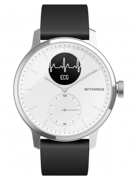 zegarek Withings Scanwatch 42mm White