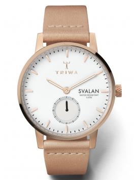 zegarek TRIWA SVALAN Rose Tan Classic Super Slim
