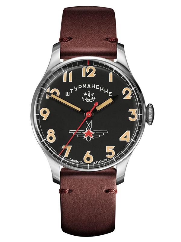 zegarek męski SZTURMANSKIE Retro Gagarin 2609-3751471
