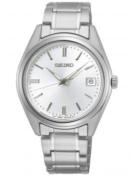 Zegarek męski Seiko srebrny SUR315P1