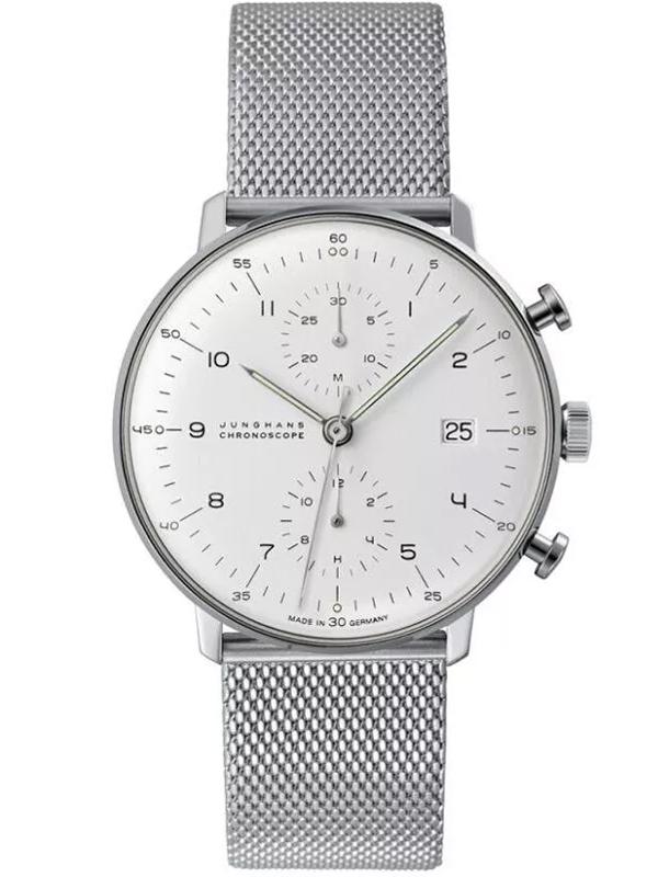 zegarek Junghans na bransolecie 027/4003.48