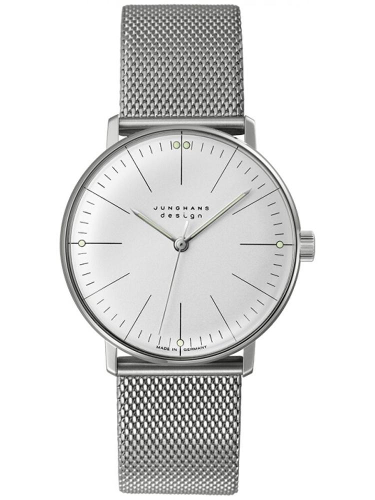 zegarek męski na bransolecie Junghans 027/3004.48
