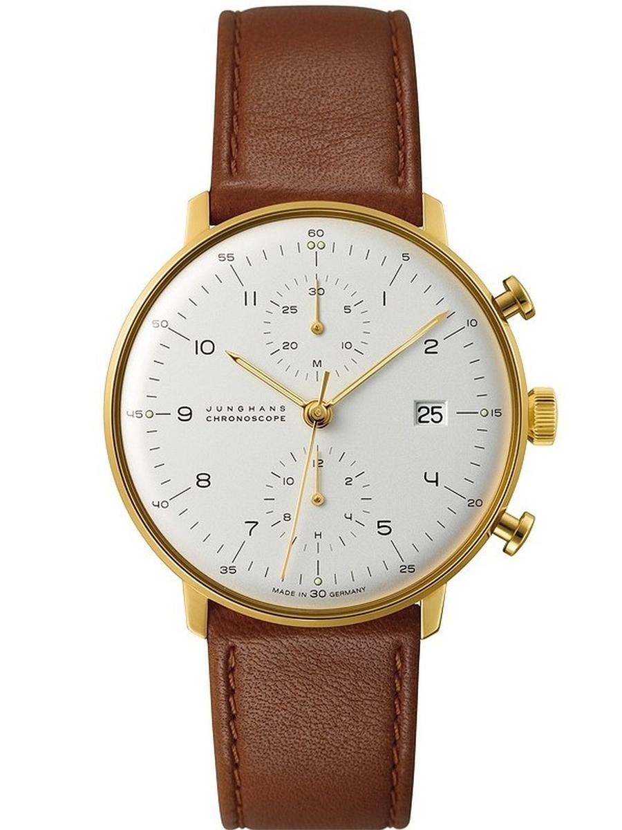 Zegarek na pasku do garnituru Junghans 027/7800.04
