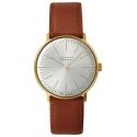 zegarek na pasku Junghans Max Bill Handaufzug