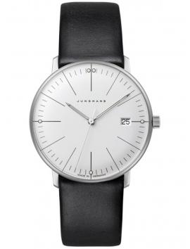 damski zegarek na pasku Junghans
