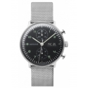 Zegarek męski na bransolecie mesh JUNGHANS Max Bill 027/4500.48