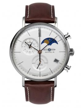 zegarek męski Zeppelin LZ120 Rome 7198-4
