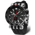 VK61-575A588 zegarek na pasku silikonowym