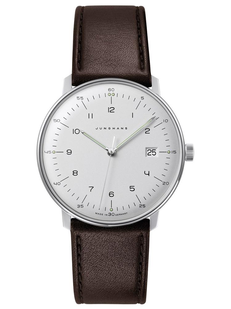 zegarek męski na pasku Junghans 041/4461.04
