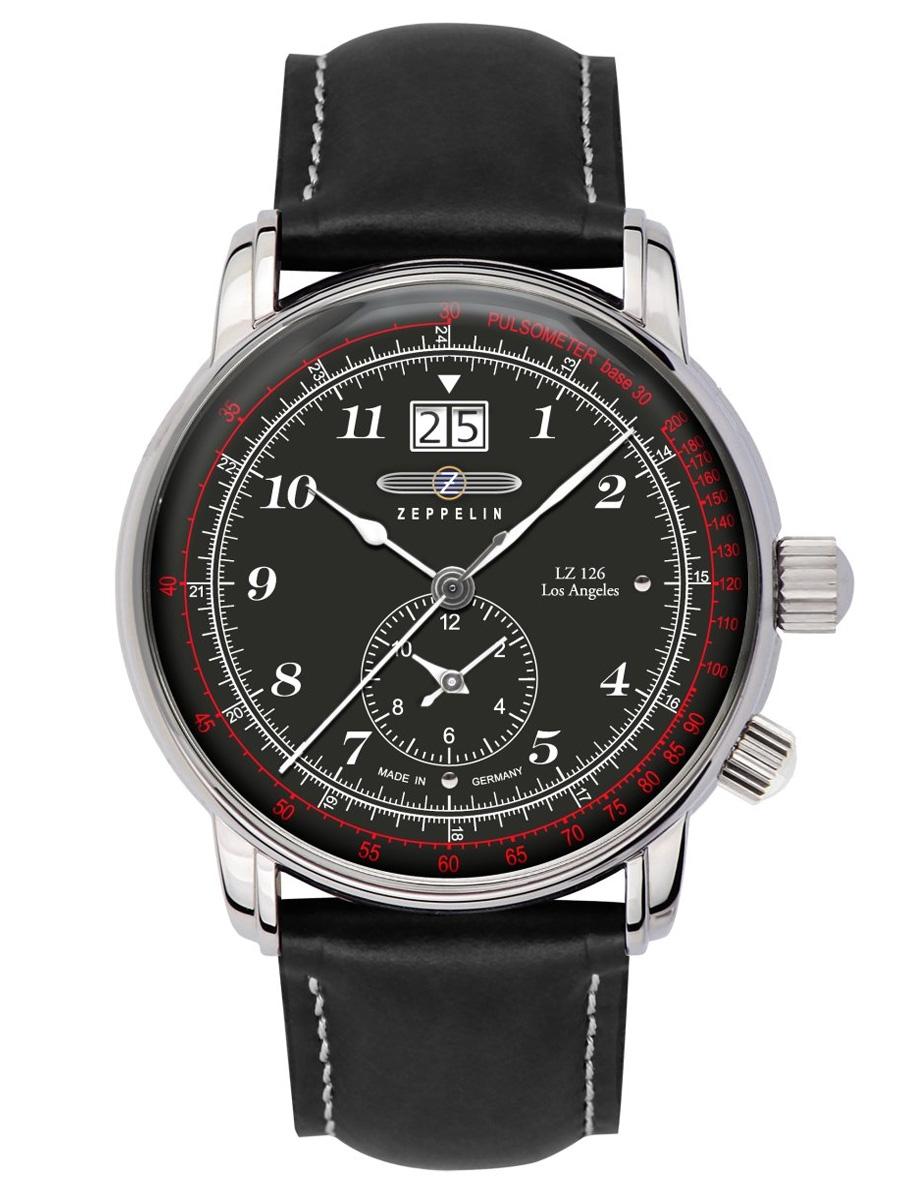 Zegarek męski ZEPPELIN LZ126 Los Angeles 8644-2