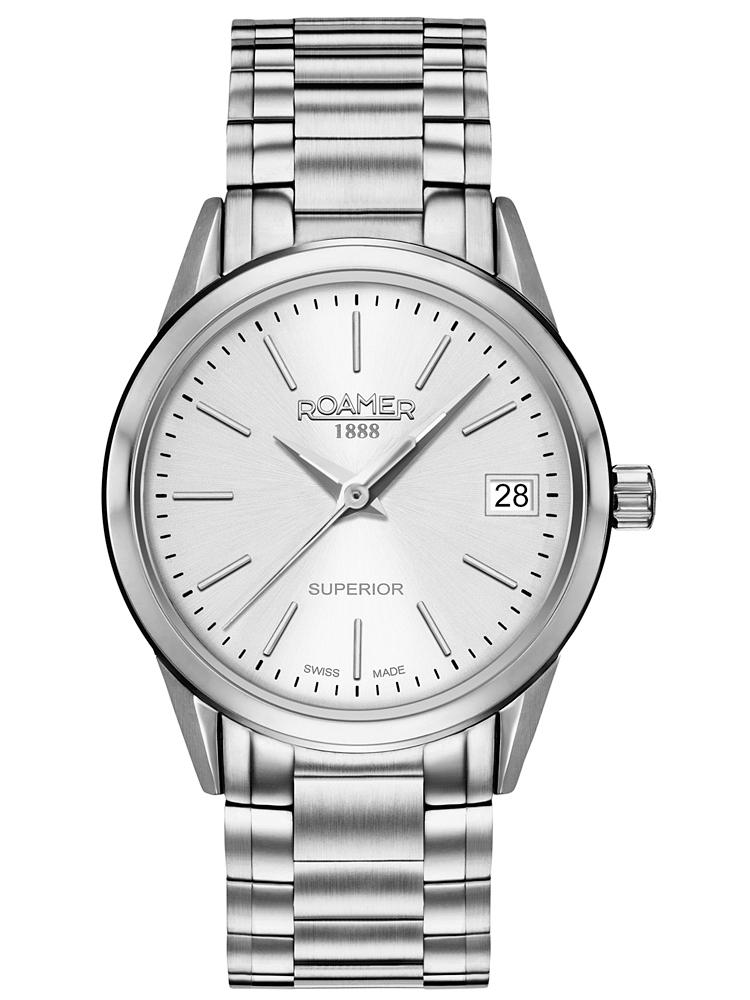 Zegarek damski na bransolecie Roamer Superior 508856-41-15-50