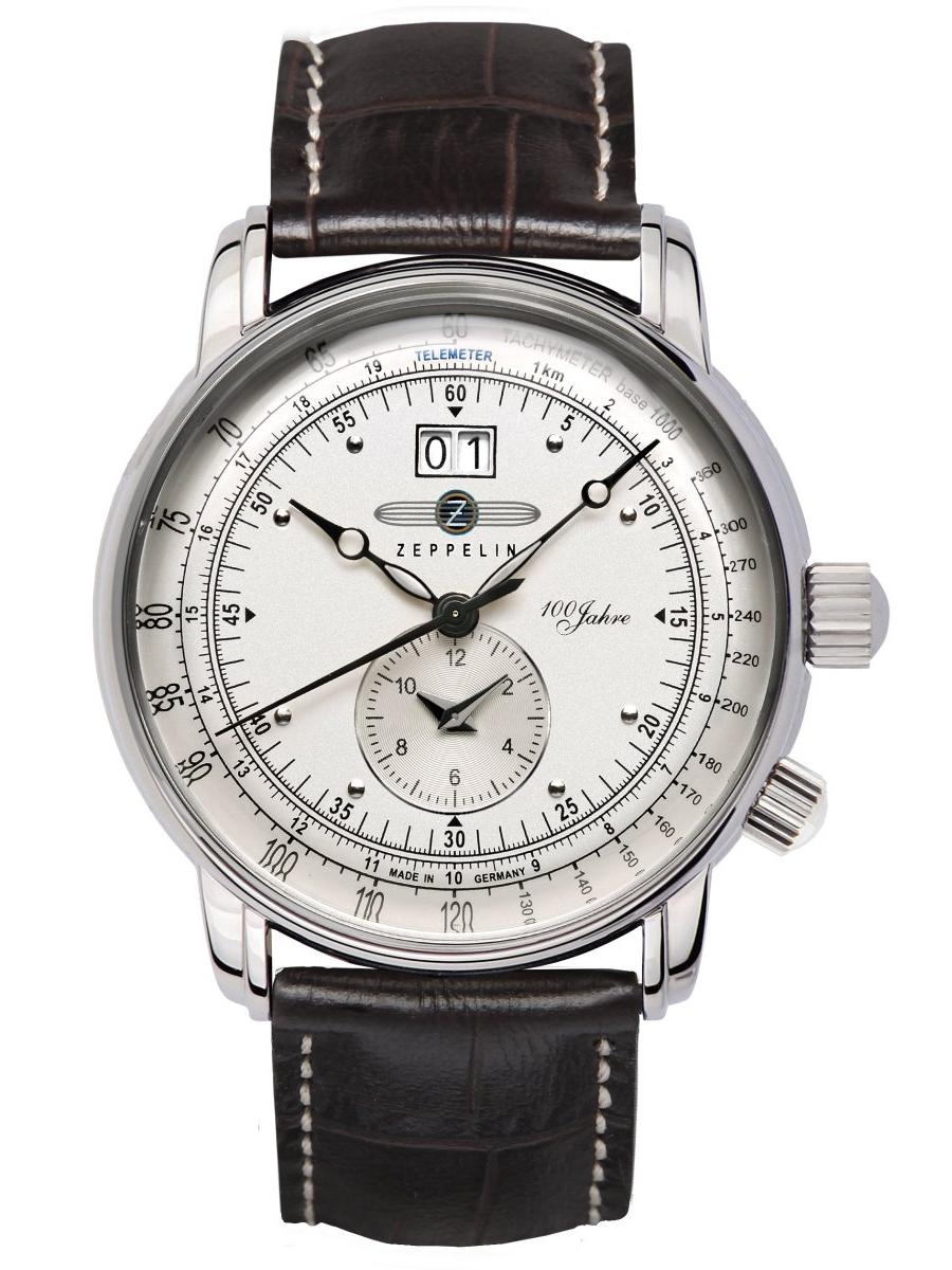Zegarek męski ZEPPELIN 100 Years Zeppelin 7640-1