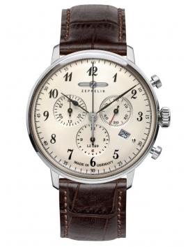 7086-4 zegarek męski ZEPPELIN LZ129 Hindenburg